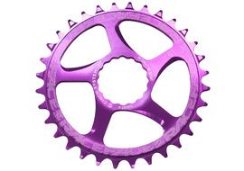 Race Face Mono Narrow Wide Direct Mount Chainring Purple 2020