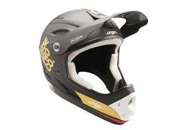 Urge Drift Helmet Black and Gold - Size M 2019