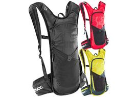 Evoc CC 3l Race Backpack + 2l bladder 2021