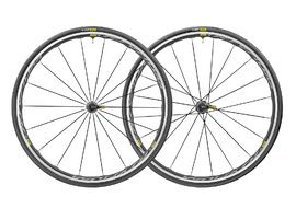Mavic Ksyrium UST Wheelset with Yksion Pro UST Tires 700x25C 2019
