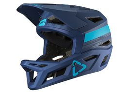 Leatt DBX 4.0 Helmet Blue 2020