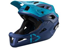 Leatt DBX 3.0 Enduro Helmet Blue 2020