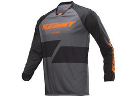 Kenny Defiant Jersey Charcoal 2019