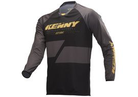 Kenny Defiant Jersey Black / Gold 2019