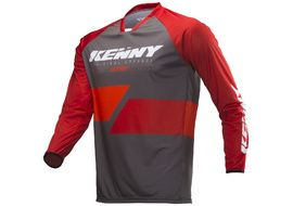 Kenny Defiant Jersey Red 2019