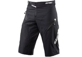 Kenny Defiant Short Black (with inner liner) 2019