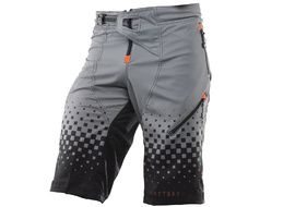 Kenny Factory Short Black and Orange 2019