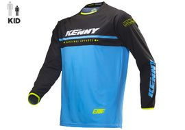 Kenny Elite Kid Jersey Blue / Black 2019