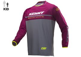 Kenny Elite Kid Jersey Burgundy 2019