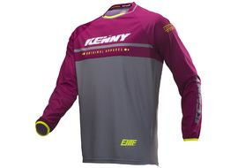 Kenny Elite Jersey Burgundy 2019