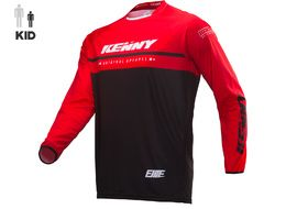 Kenny Elite Kid Jersey Black / Red 2019
