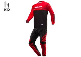 Kenny Elite Kid Gear Set Black / Red 2019