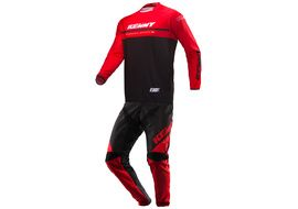 Kenny Elite Gear Set Black / Red 2019