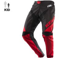 Kenny Elite Kid Pant Black and Red 2019