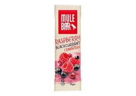 Mulebar Energy Bar Raspberry, Blackcurrant Cranberry