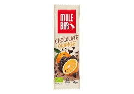 Mulebar Energy Bar Chocolat, Orange