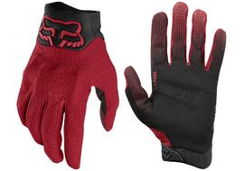 Fox Defend Kevlar D3O Gloves Cardinal 2019