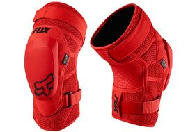 Fox Launch Pro D3O Knee Guards Red 2019