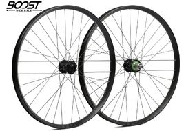 "Hope Fortus 35 Black 27.5"" Boost Wheelset 2020"