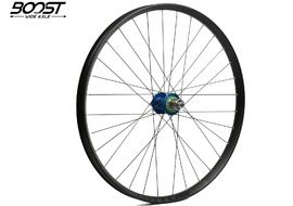 "Hope Fortus 35 Blue 27.5"" 150 mm Rear Wheel 2019"