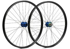 "Hope Fortus 35 Blue 27.5"" Wheelset 2020"