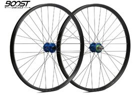 "Hope Fortus 35 Blue 27.5"" Boost Wheelset 2020"