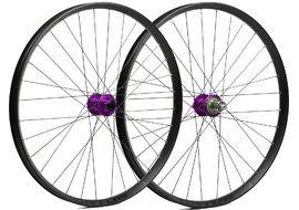 """Hope Fortus 35 Purple 27.5"""" Wheelset 2019"""