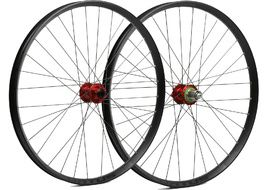 "Hope Fortus 35 Red 27.5"" Wheelset 2020"