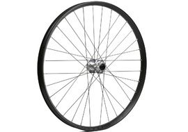 "Hope Fortus 35 Silver 27.5"" Front Wheel 2019"