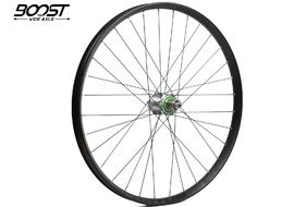 "Hope Fortus 35 Silver 27.5"" Rear Wheel Boost 2019"