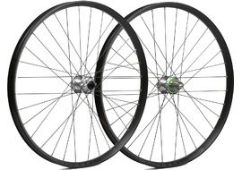 "Hope Fortus 35 Silver 27.5"" Wheelset 2020"