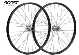 "Hope Fortus 35 Silver 27.5"" Boost Wheelset 2020"