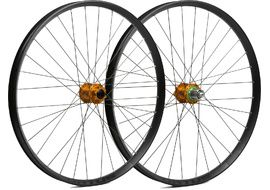 "Hope Fortus 35 Orange 27.5"" Wheelset 2020"