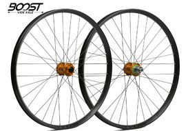 "Hope Fortus 35 Orange 27.5"" Boost Wheelset 2020"