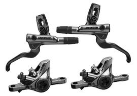 Shimano XTR M9100 Disc Brakes Set - Resin Pads 2019