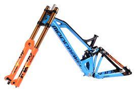 "Mondraker Summum Alloy 27.5""- Size M + Fox 40 Float 27.5"" Orange"