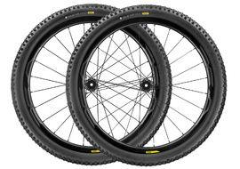 """Mavic XA Pro Carbone WTS 29"""" Wheelset"""