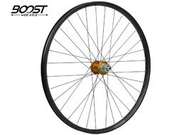 "Hope Fortus 26 Orange 27.5"" Rear Wheel Boost 148 mm 2020"