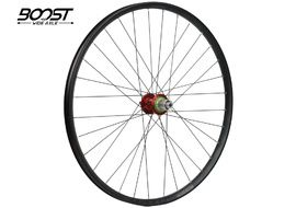 "Hope Fortus 26 Red 29"" Rear Wheel Boost 148 mm 2020"
