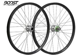 """Hope Fortus 30 Silver 27.5"""" Boost Wheelset 2020"""