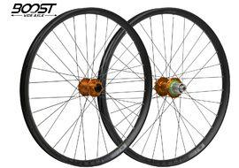 "Hope Fortus 30 Orange 27.5"" Boost Wheelset 2019"