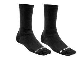Mondraker Racing High Socks Black and White