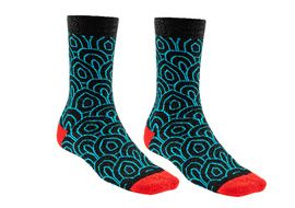 Mondraker Racing High Socks Art Deco 2020