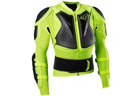 Fox Titan Sport Jacket Yellow 2020