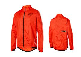 Fox Defend Wind Jacket Orange 2020
