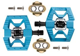 Crank Brothers Double Shot 1 Pedals Blue 2021