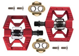 Crank Brothers Double Shot 1 Pedals Red 2021