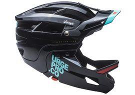 Urge Gringo de la Pampa Helmet Black 2020