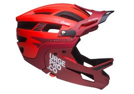 Urge Gringo de la Pampa Helmet Red 2020