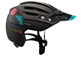 Urge Endur-o-matic 2 RH Helmet Black Matte 2020